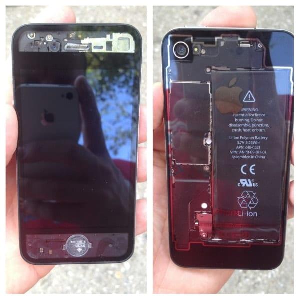 Custom phone
